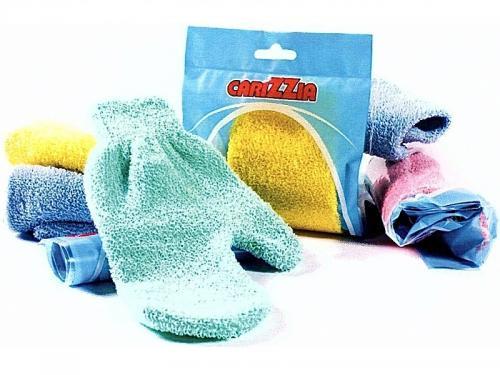 Manopla algodón dedo Carizzia